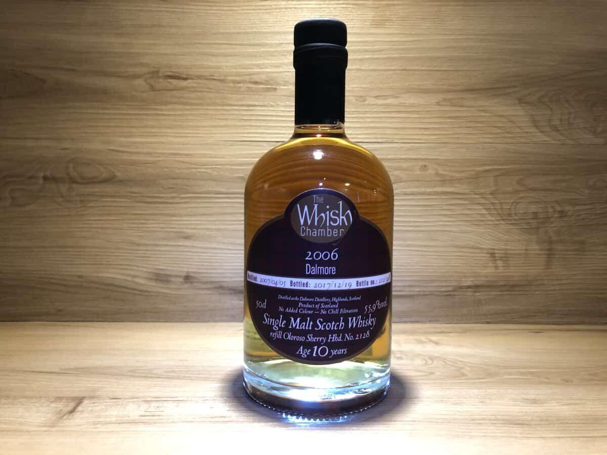 Dalmore 2006 10 Jahre, Scotch Sense, Dalmore 10Jahre, Sherry limited Single Cask, The Whisky Chamber, Scotch Whisky, Highlands, Scotch Sense Whisky, Online teilen kaufen, Probierset