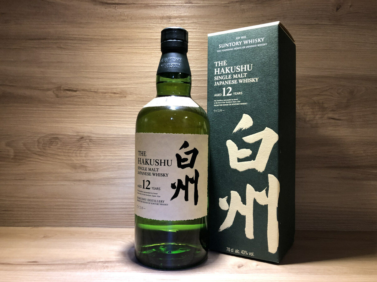 Hakushu 12y, Japan Single Malt, ScotchSense, limited Whisky, Japan Whisky kaufen, Whisky Tasting Set Japan kaufen