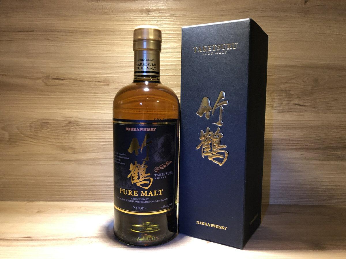 Probierflasche Nikka Taketsuru Pure Malt, Scotch Sense Probierset, japanisches Probierset