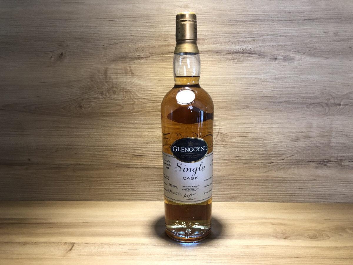 Glengoyne Rum, schottischer Whisky, Tastingset, Rarität