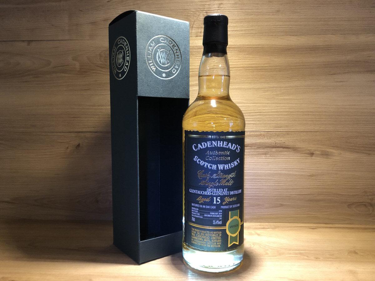 ScotchSense, Glentauchers 1998 15y, Whisky, Whiskyprobierset, Glentauchers-Glenlivet, Cadenhead's, Speyside, Single Malt kaufen