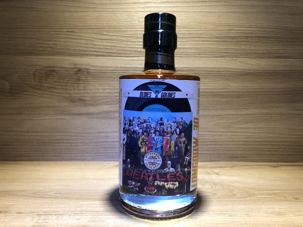 Longrow 1987 Beatles 30y, Oldies but Goldies, ScotchSense, special bottling, Schottischer Whisky kaufen, Whisky Rarität, Tastingsets, Weihnachtsset Whisky
