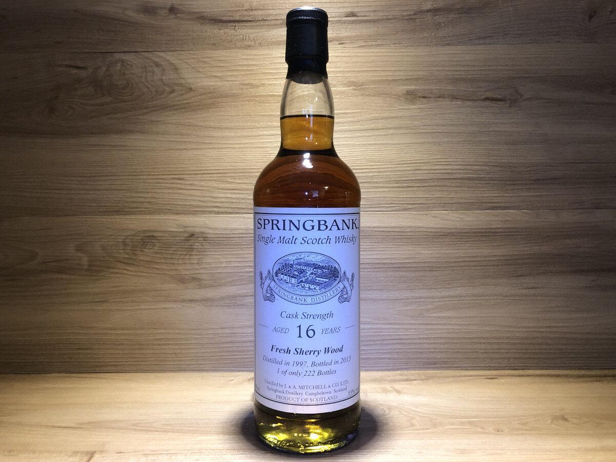 Springbank 16y Fresh Sherry, Scotch Sense Whisky, Springbank Fresh Sherry Wood, private Bottling, Whisky Japan, japanischer Whisky kaufen, japanisches Whisky Tasting Set kaufen