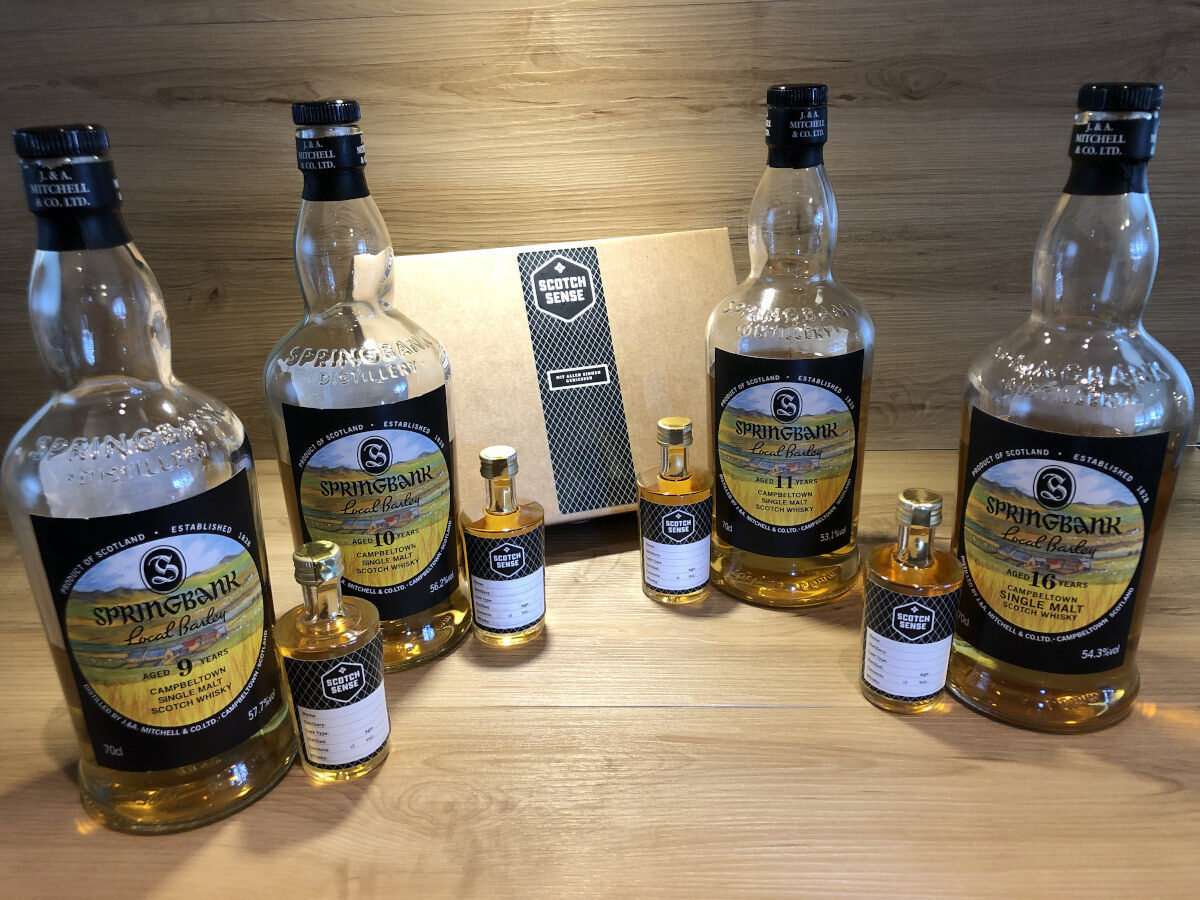 Springbank Local Barley Tasting Set
