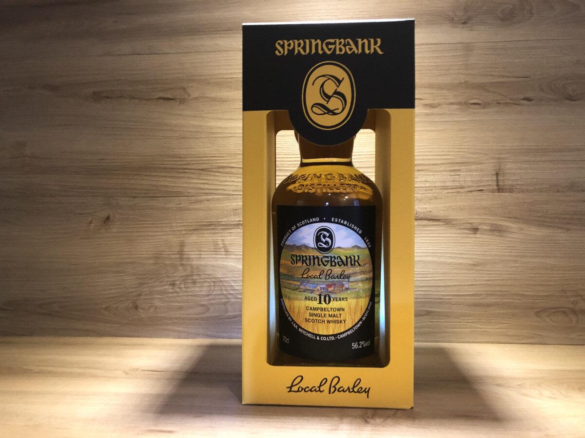 Springbank Local Barley 10y 2019, ScotchSense, Scotch Whisky teilen, Campeltown, Probierflaschen, Miniaturen Samples kaufen, limited Whisky Tastingset