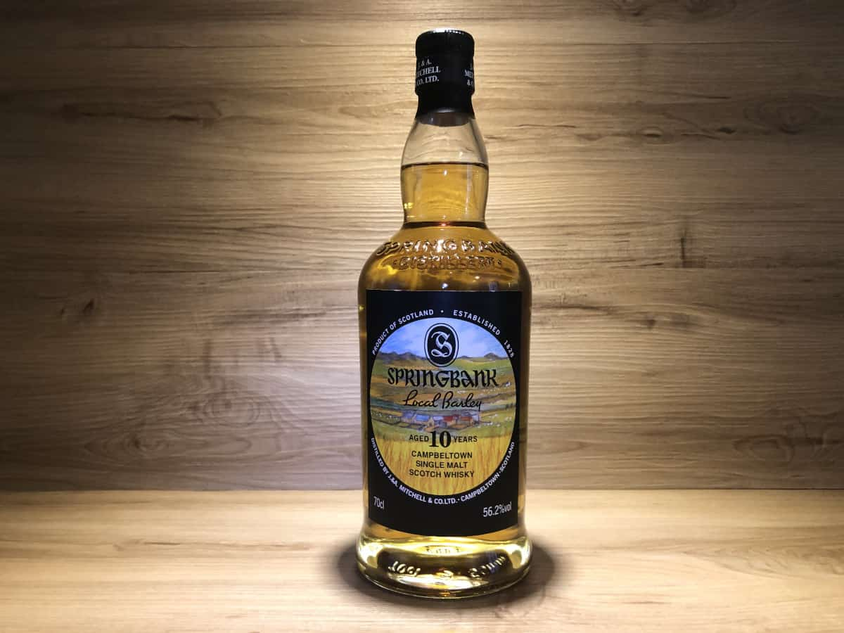 Springbank Local Barley 10y 2019, ScotchSense, Scotch Whisky teilen, Campeltown, Probierflaschen, Miniaturen Samples kaufen, limited Whisky Tastingset
