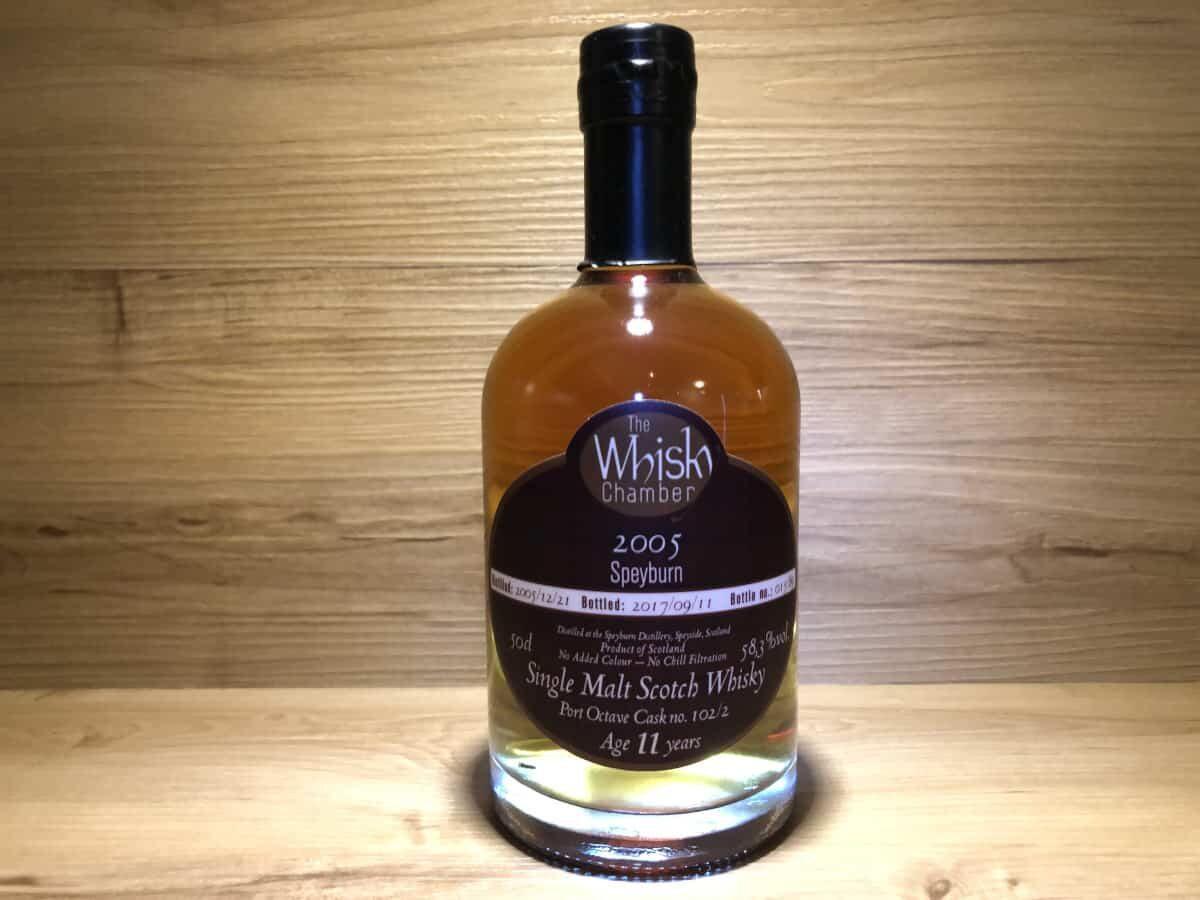 Speyburn Port, 11 Jahre, Scotchsense, Port Octave Cask, Whisky Chamber, schottischer Whisky online kaufen, Whisky Tastingset online kaufen