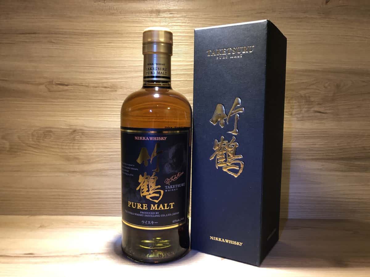 NIkka Taketsuru bei Scotch Sense