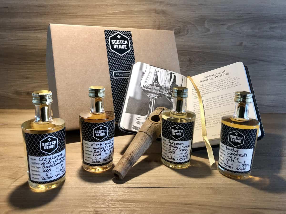 Whisky Tasting Set Cask Ends kaufen