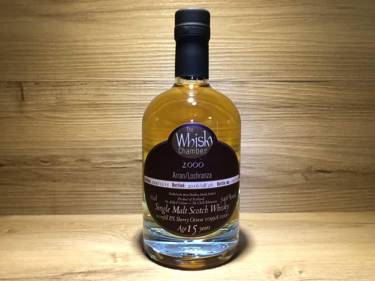 Arran 15 y PX Sherry, Scotchsense, Arran Lochranza 15 Jahre PX Sherry Octave, WhiskyChamber, schottischer Whisky online kaufen, Tasting Set online kaufen