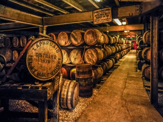 Whisky von Whisky Chamber, Springbank und Macallan bei Scotch Sense