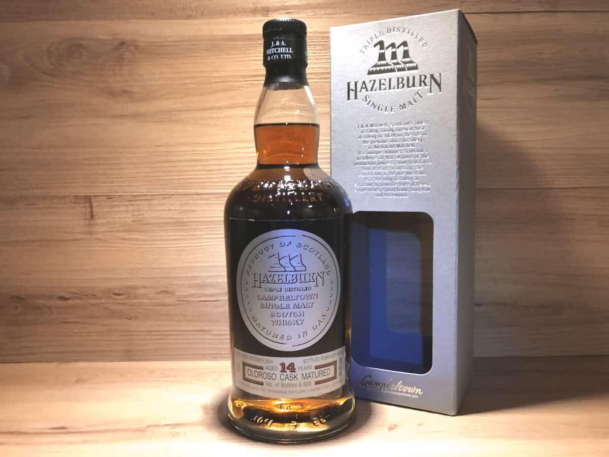 Scotchsense Hazelburn Oloroso Sherry 14 Jahre, Springbank, schottischer Whisky online kaufen, Whisky Tasting Set Schokolade & Regionen online kaufen