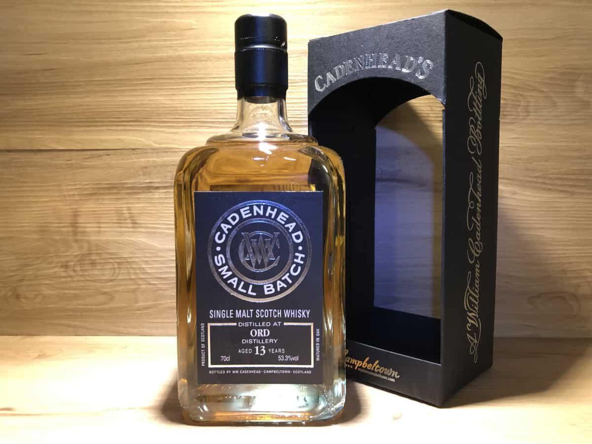 Ord 13 Cadenhead, Whisky Tasting Set Schokolade kaufen