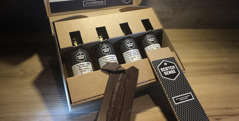 ScotchSense Whisky Tasting Set Schokolade & Regionen kaufen