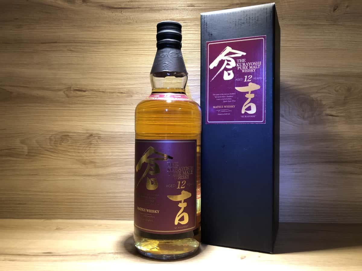 Kurayoshi 12 Jahre, Japanese Pure Malt, Whisky Japan bei Scotch Sense kaufen