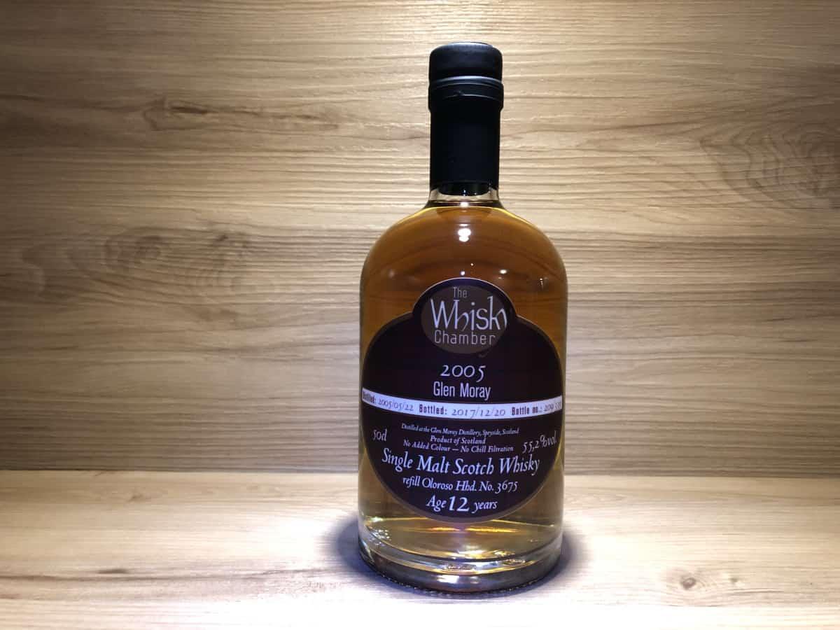 Glen Moray 12, ScotchSense, limited Sherry SingleCask, TheWhiskyChamber, Scotch Whisky Speyside