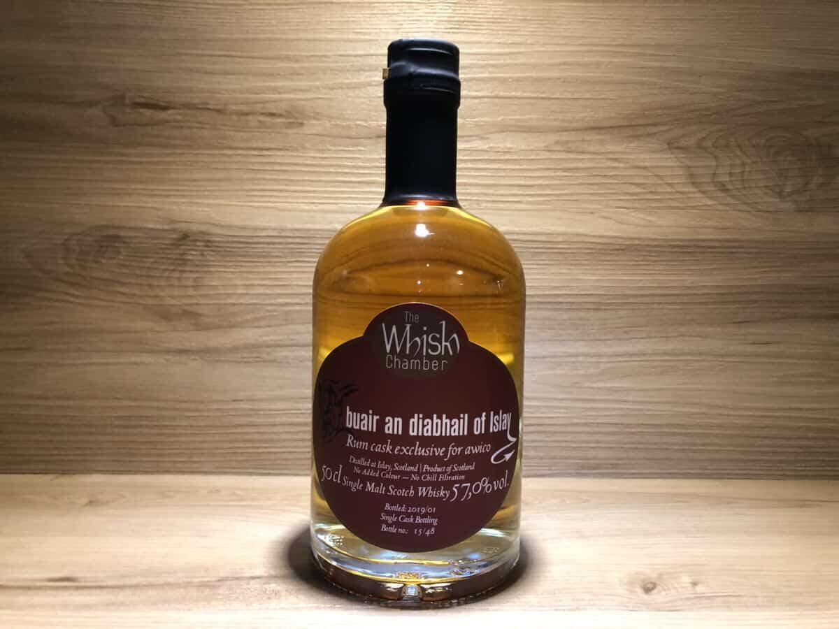 Lagavulin Rum, ScotchSense, buair an diabhail of Islay, The Whisky Chamber, Whisky Tasting Set kaufen