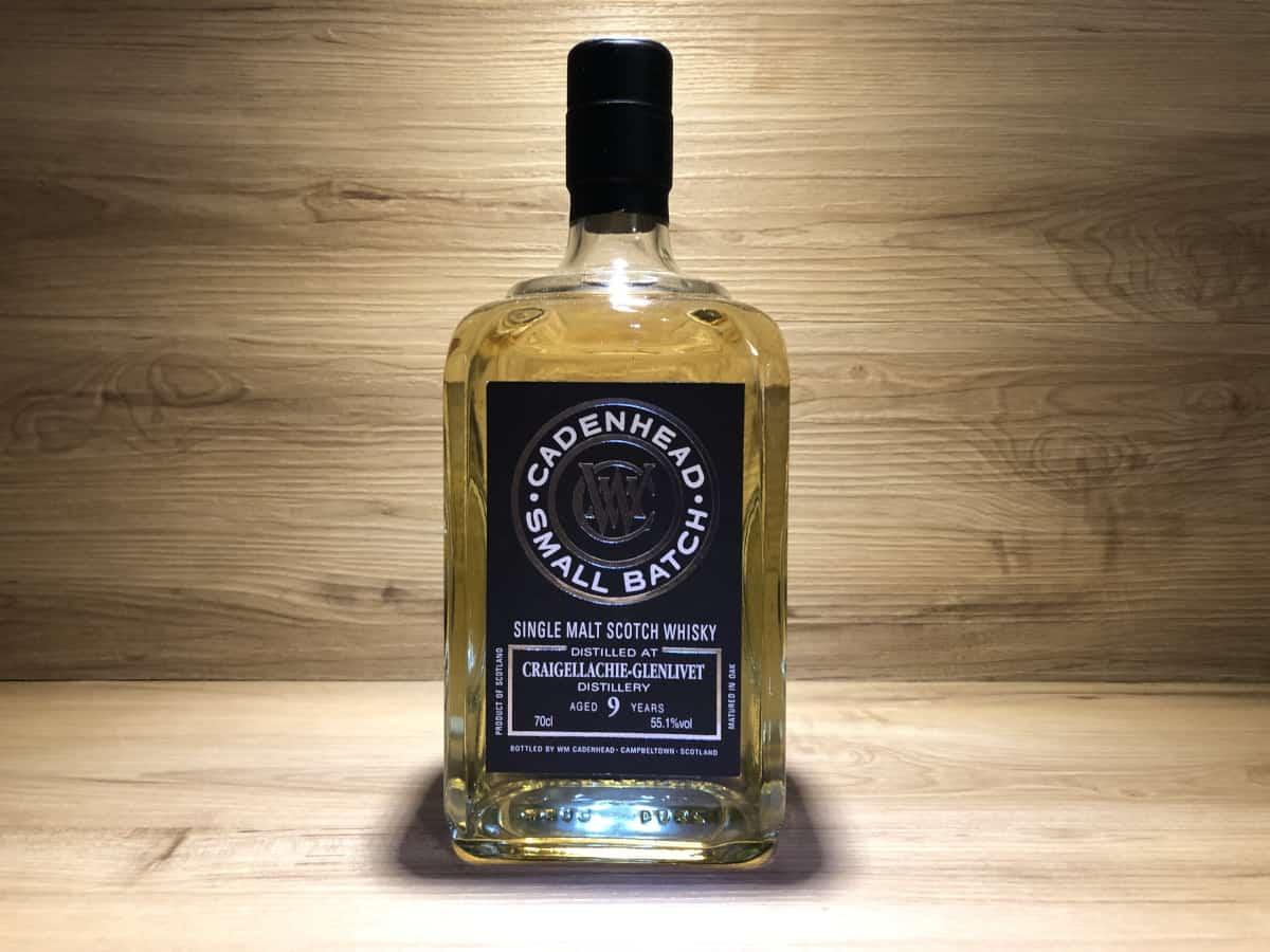 Probierflasche Craigellachie 9 Jahre, Scotchsense, Whisky Tasting Set kaufen