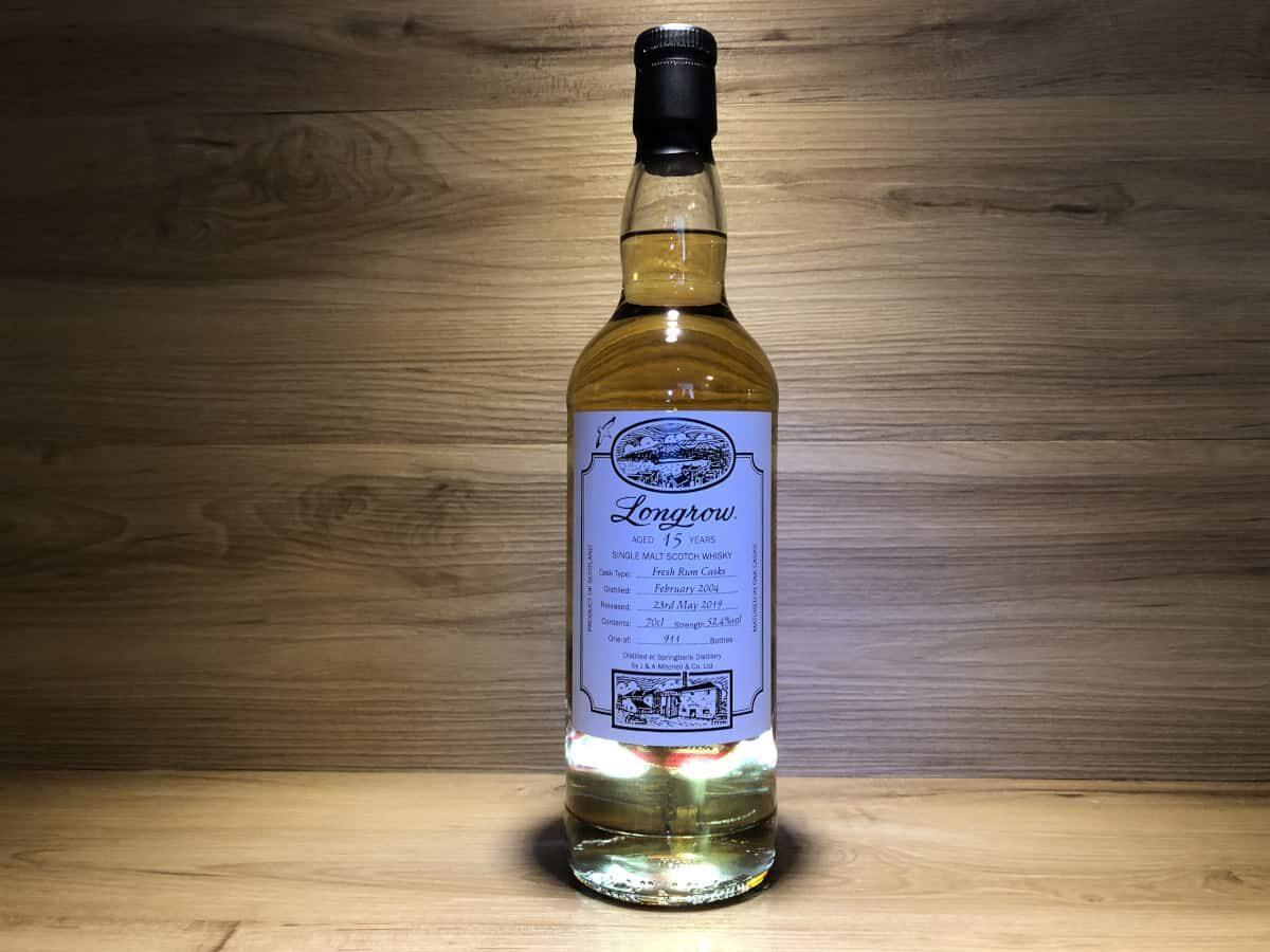 Longrow Rum open day 2019, 15 Jahre, Springbank, schottischer Whisky, Scotch Sense Raritäten kaufen