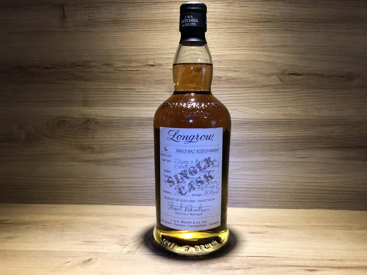 Longrow Gaja Barolo, specially bottled for Japan, ScotchSense Raritäten kaufen
