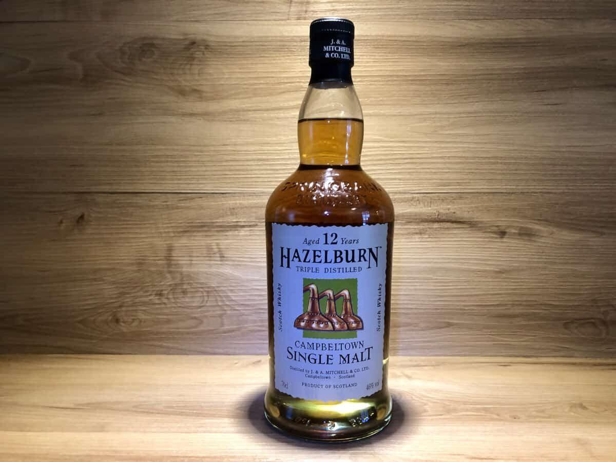 Hazelburn 12 2013, alte Abfüllung, Rarität bei ScotchSense