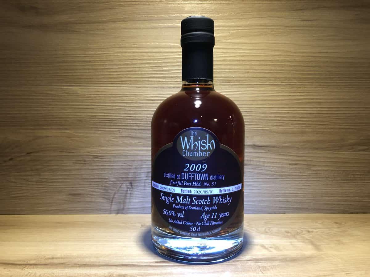 Dufftown Port 11 Jahre, Whisky Chamber, Scotch Sense Whisky online teilen und kaufen