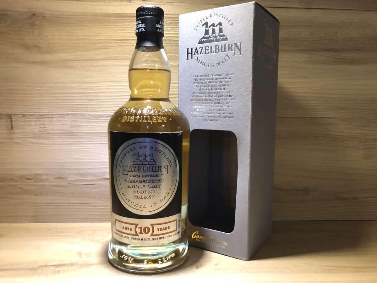 Hazelburn 10 Jahre, Scotchsense, Springbank, schottischer Whisky online kaufen, Tasting Set online kaufen