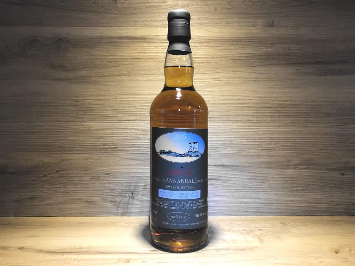Annandale Amontillado 5Jahre, awico, Scotch Sense Whisky Raritäten und Geschenkset kaufen