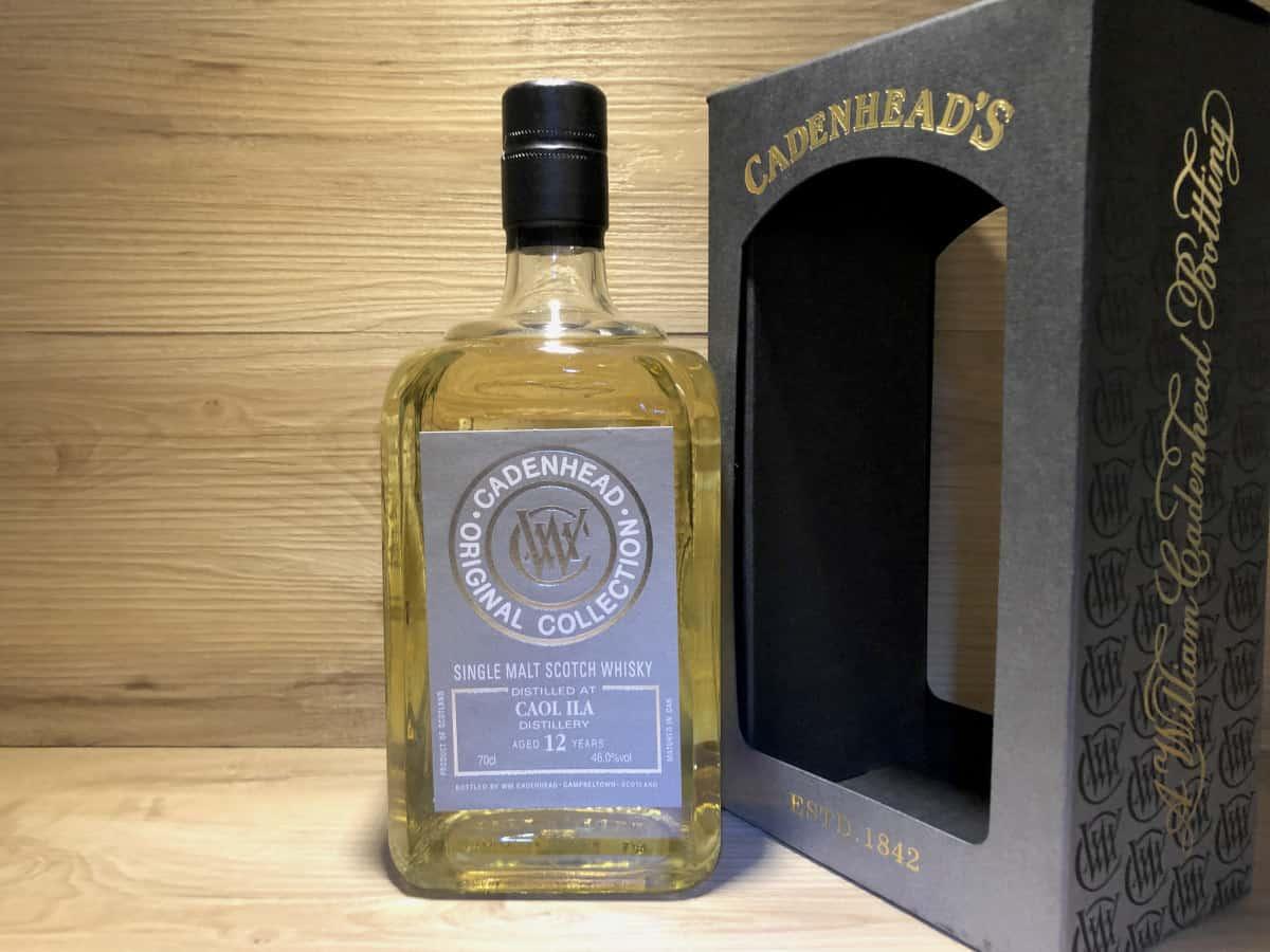 Caol Ila 12 Cadenhead, Whisky bei ScotchSense online teilen und kaufen