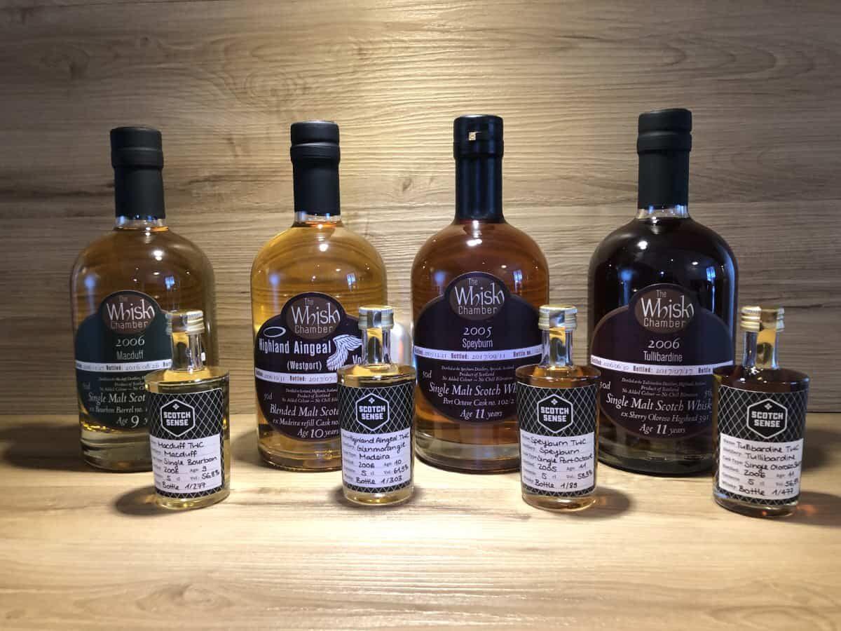 ScotchSense Whisky Tasting Set Cask Ends II kaufen