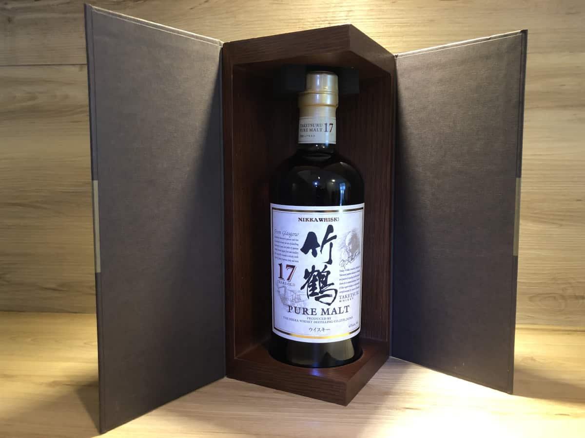 ScotchSense, Nikka Taketsuru 17y, Pure Malt, japanischer Whisky, Rarität, japanisches Whisky Tastingset