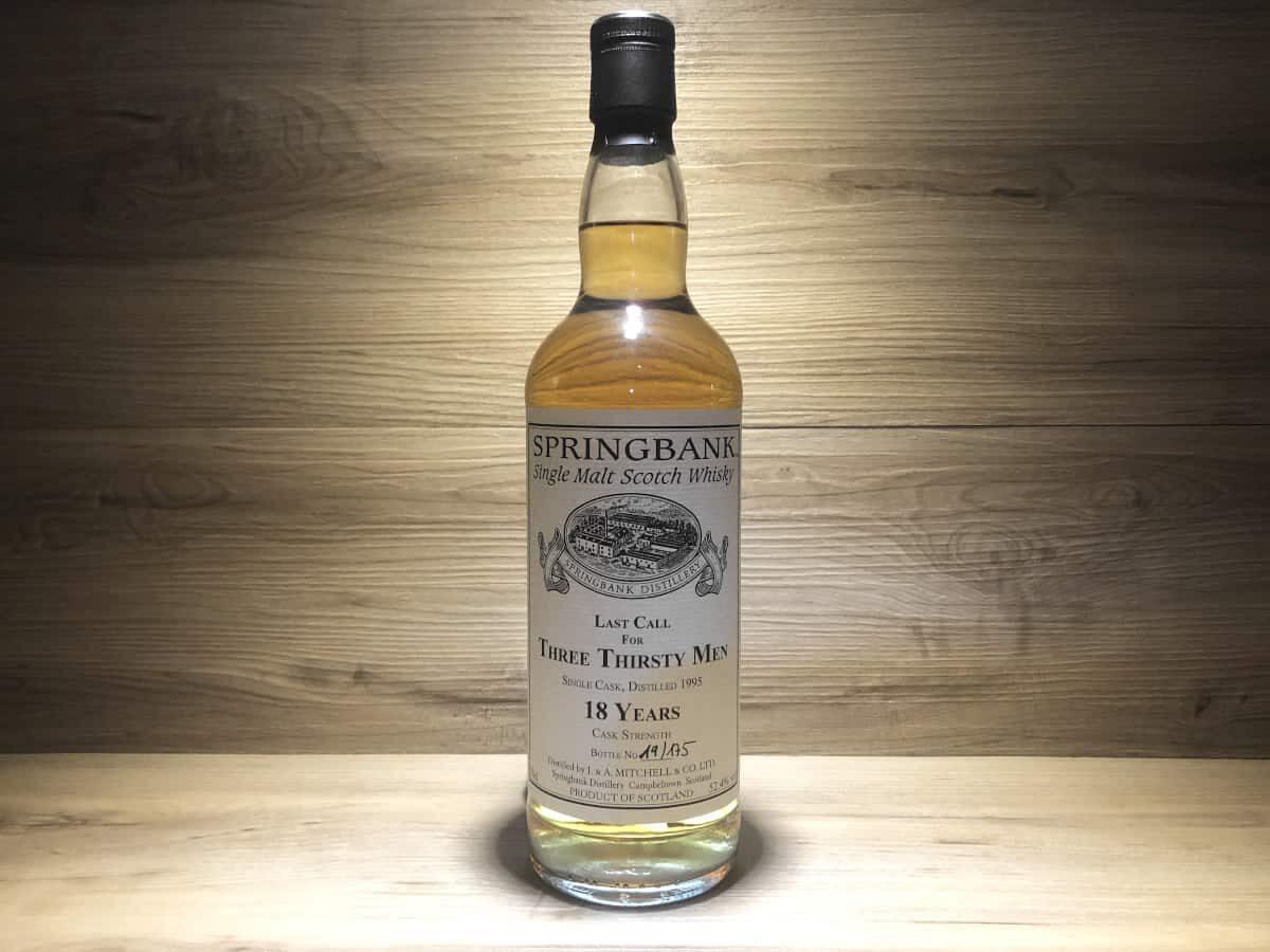 Springbank_Last_Call_Three_Thirst_Men_Springbank_18_Raritäten_Whisky_online_bei_Scotch_Sense_kaufen
