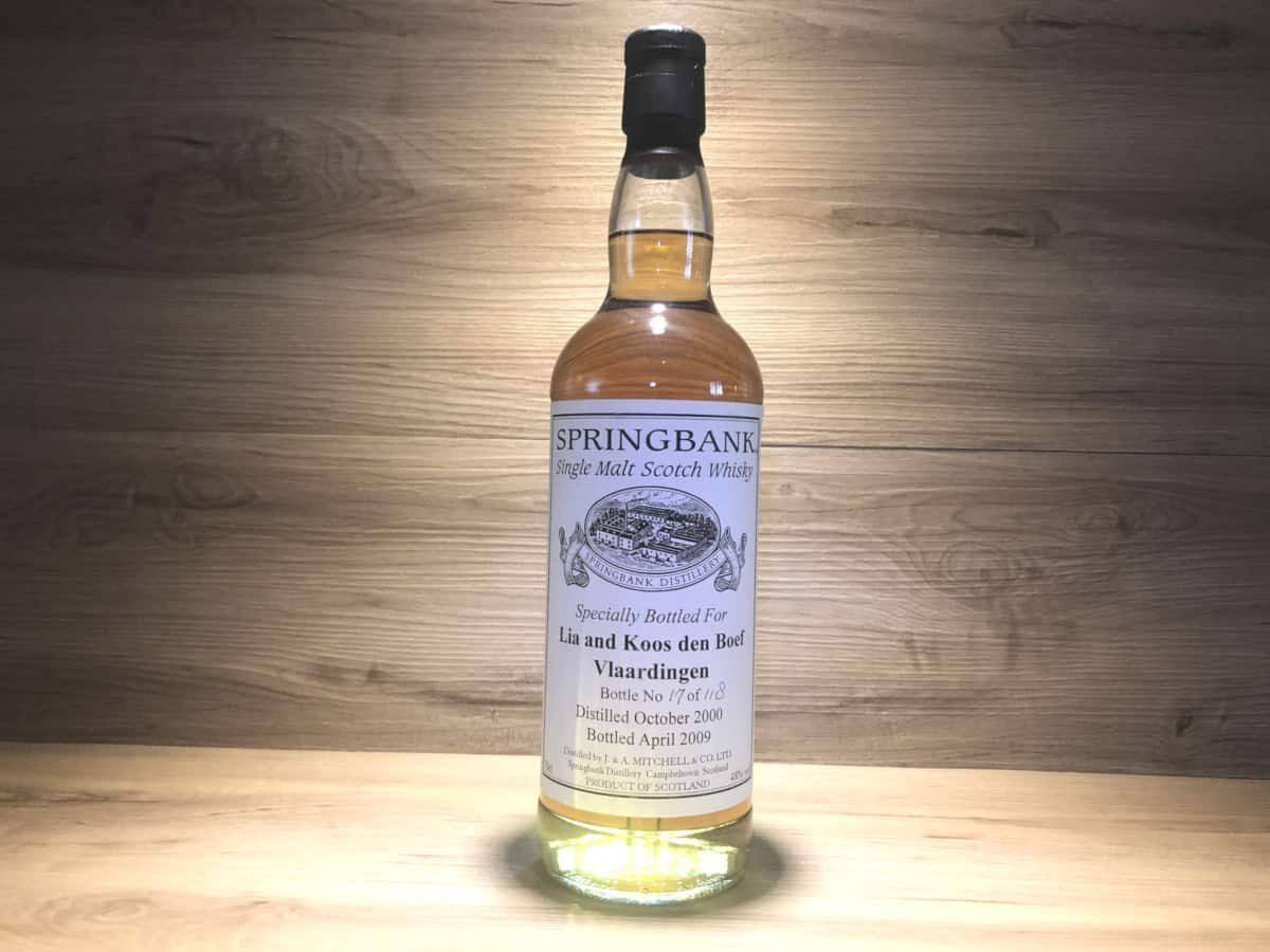 Springbank_2000_Lia_and_Kos_den_Boef_Private_Bottling_Springbank_Raritäten_bei_Scotch_Sense_kaufen