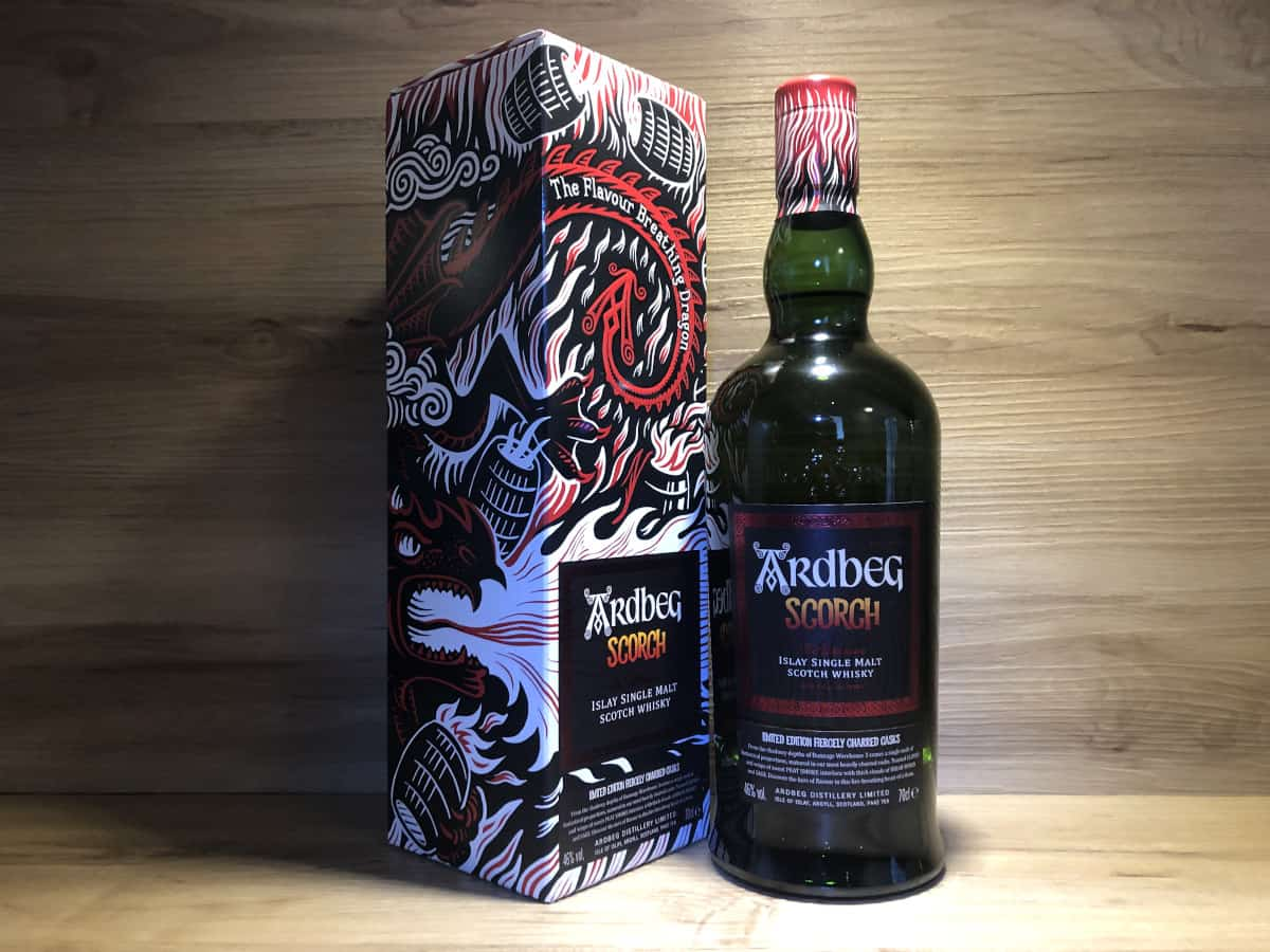 Ardbeg Scorch kaufen, Whisky Raritäten Scotch Sense, Whisky online teilen und Whisky Tastingset online kaufen